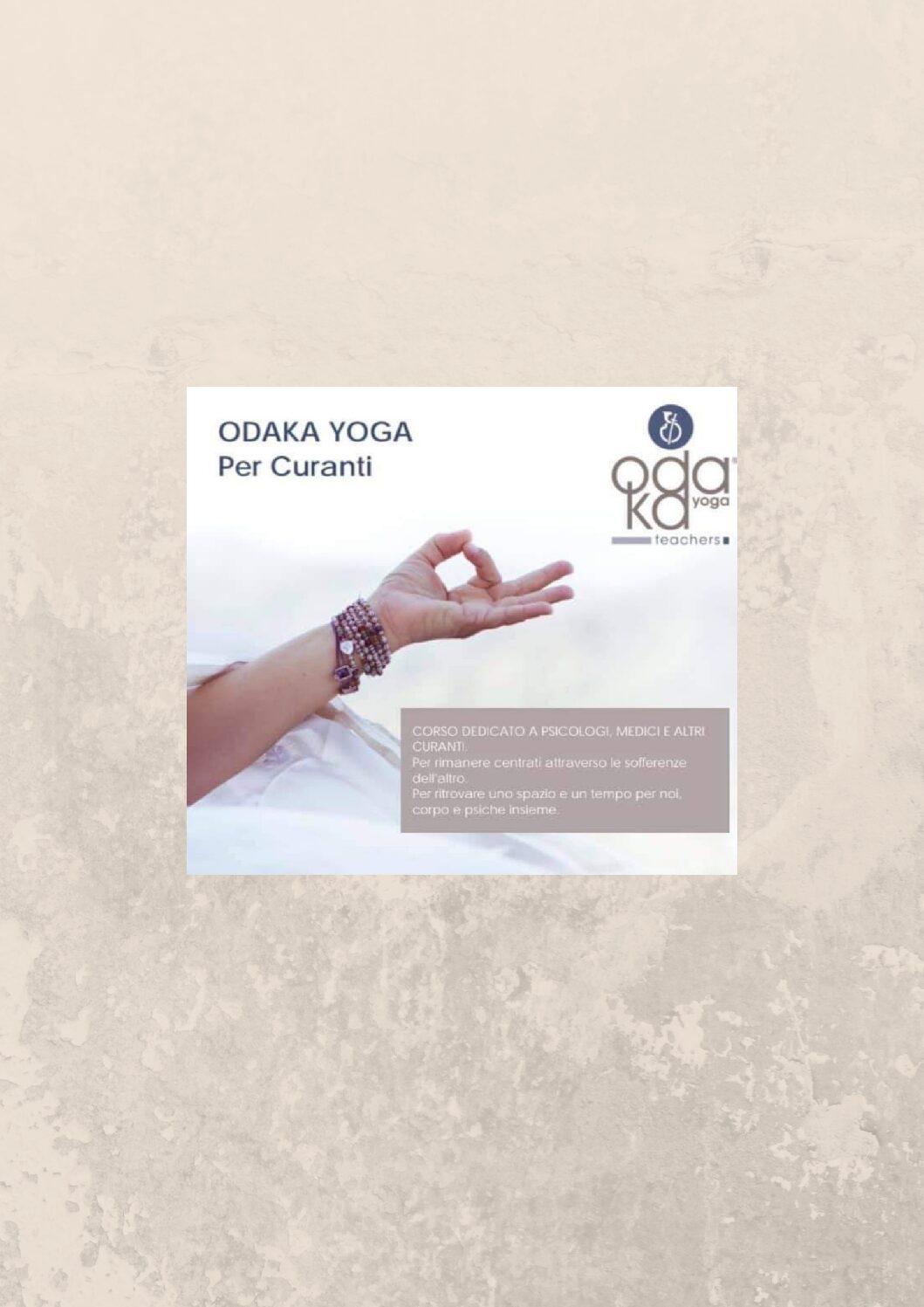 Okada Yoga per Curanti